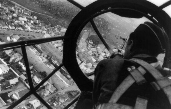 Бомбардировщик Heinkel He