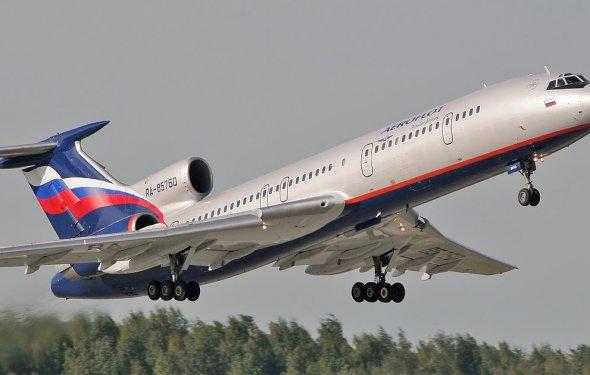 Гражданская авиация России: 93