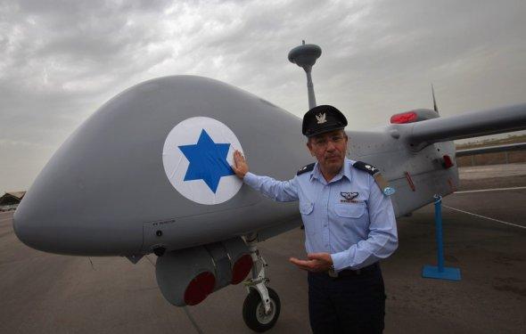 Израильские беспилотники будут