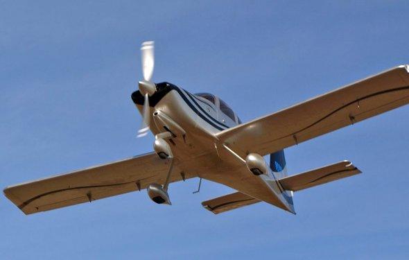 Легкомоторный самолет Cetus