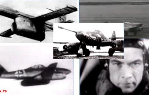 Видео: реактивные самолеты