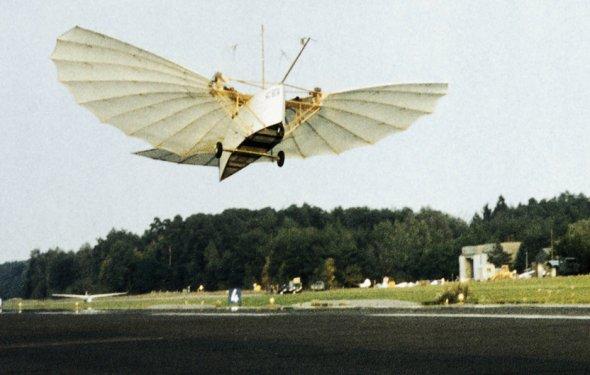 Піонер авіації Густав Уайтхед