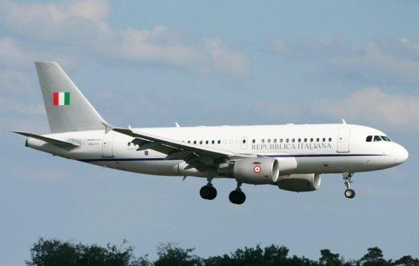 В самолете MM62174