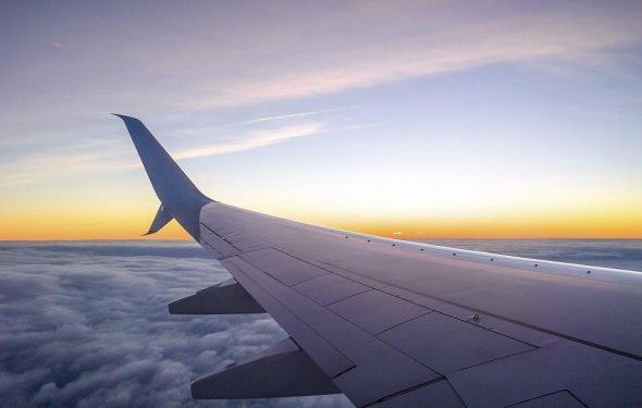 чтобы крыло самолета